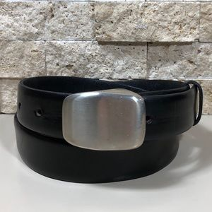 Structure Accessories - Structure Belt Leather Men's Black 32